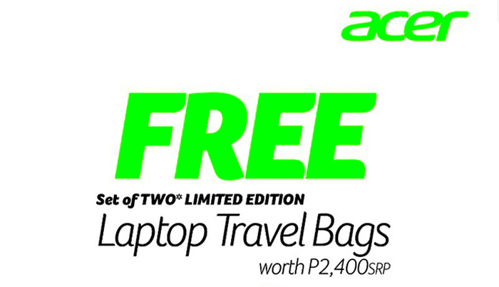49d24f188ec1 Acer Features Salvatore Mann for Pre Holiday PROMO!!!