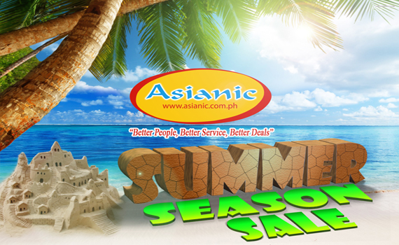 Asianic Summer Promo