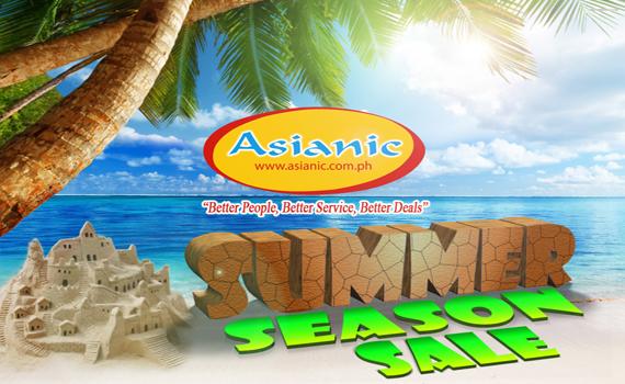 Asianic Summer Promo
