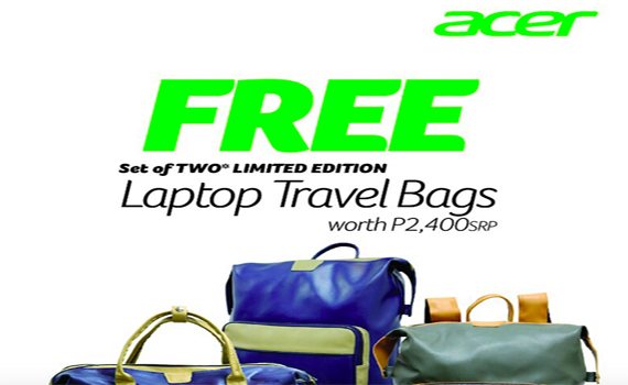 Acer Features Salvatore Mann for Pre Holiday PROMO!!!
