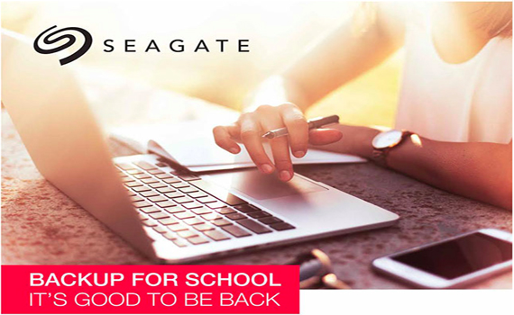 Seagate BackUp to School 2017