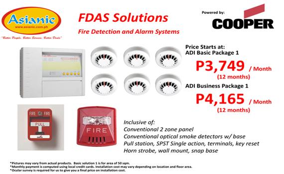 Asianic FDAS Solutions / Asianic FDAS Provider / Asianic FDAS