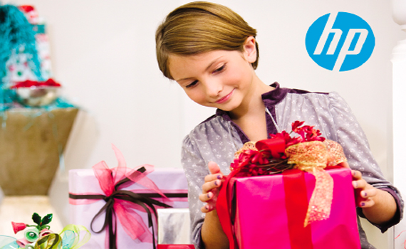 HP Bring Home More Joy this season