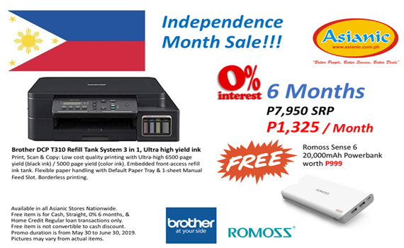 Asianic Independence Month Offer