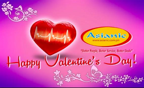 Asianic Valentines 2017