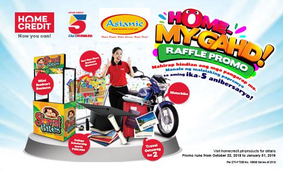 HomayGad Home Credit