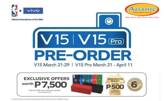 VIVO V15 PRE Order