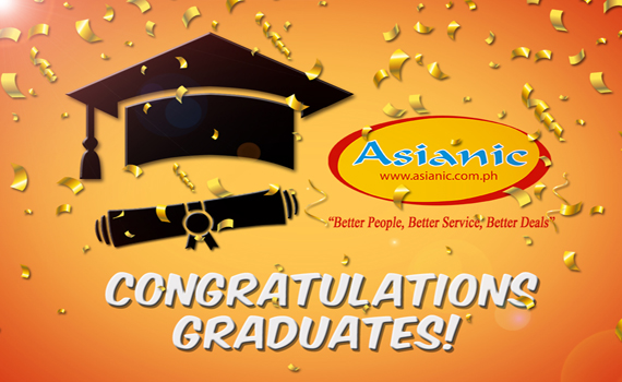 Congratulations Batch 2017 Graduates