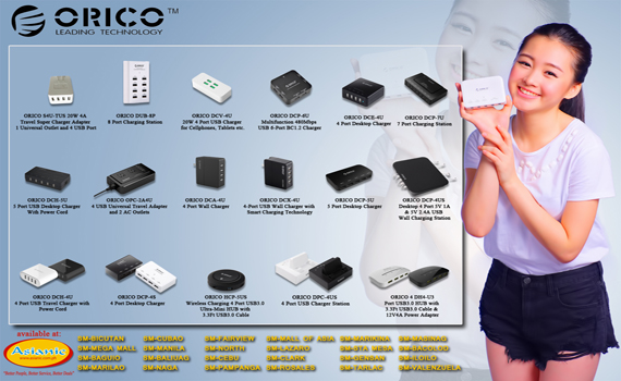 Orico Charging USB Devices