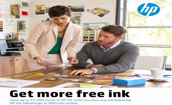 HP FREE Ink