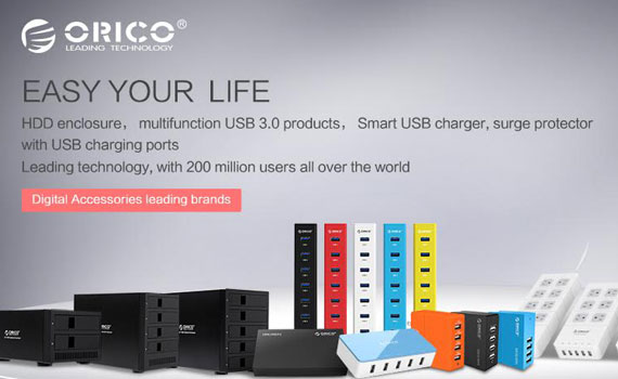 Orico Products