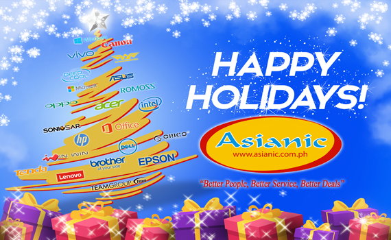 Holiday Deals @ Asianic