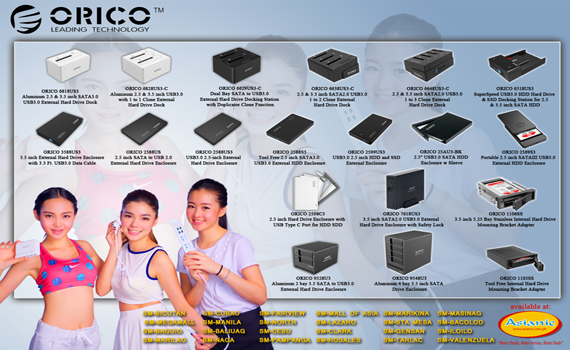 Orico Docking Stations