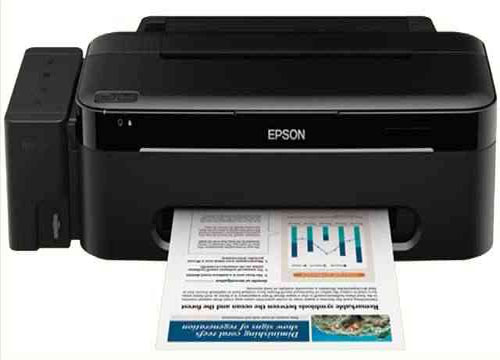 Epson L100 Continuous Ink System Color Printer Asianic