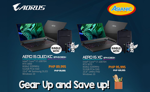 Gear Up and Save up!