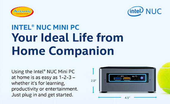 Intel NUC Mini PC Your Ideal Life from Home Companion