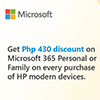 Microsoft 365 Personal or Family